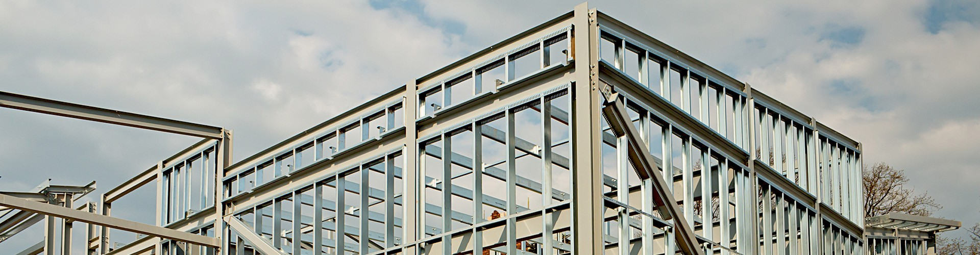 bigstock-Steel-Framed-Building-65615464